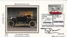 1982 Cars - Benham Small Silk - Signed by TIFF NEEDELL