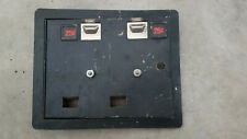 Original Bally Midway Coin Door For Arcade Machines - Ships From Canada - ref8