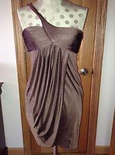 Nwt Bcbg Maxazria One Shoulder Dress Size 2 $258