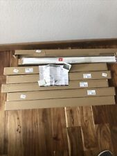 Lot Of 6 Diy Pop Cordless Trimmable Cellular Shade 36�X64� White