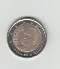 Spanien - 2 Euro 1999 - König Juan Carlos I.- sehr schön - Bestell.-Nr. 1