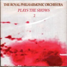 THE ROYAL PHILHARMONIC ORCHESTRA PLAY THE SHOWS 2  - NEW SEALED CD