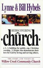 Rediscovering Church:Story and Vision of Willow Creek Community Church-Free Shi