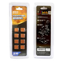 FREE Shipping 8Pcs/Pack Copper RHS-03 Ram Heatsink For DDR DDR2 DDR3 Heat Sink
