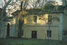 1970s VINTAGE AUSTRALIA POST PRE-PAID COLOUR POSTCARD Cadman's Cottage, Sydney