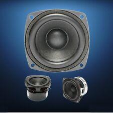 3'' Inch 4Ohm 4Ω 25W Full Range Audio Speaker Stereo Woofer Loudspeaker Horn
