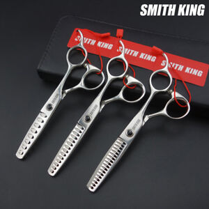 6 inch Pet grooming scissors,Thinning scissors/chunkers 70% Thinning rate!