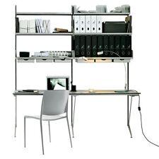 Libreria da parete / porta pc Rexite TRIESTE design Enzo Mari WALL BOOKSHELVES