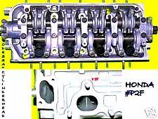 HONDA 1.6 SOHC CIVIC CX DX LX DEL SOL#P2F NON-VTEC CYLINDER HEAD 96-00 NO CORE