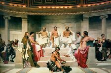 Large Oil painting Paul Delaroche - Hemicycle of the Ecole des Beaux-Arts canvas