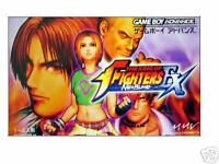THE KING OF FIGHTERS EX Neo Blood GBA Advance JAPAN