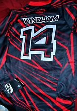 KEVIN WINDHAM Signed New MSR Axxis #14 Custom Jersey *Medium