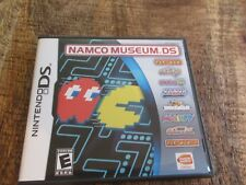 Namco Museum DS (Nintendo DS, 2007) Video Game Complete Working