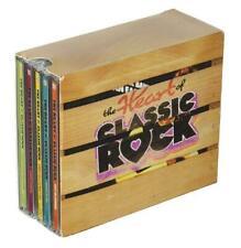 The Heart Of Classic Rock (10 CD box set) - Popular Rock Songs CD