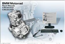 2006-2012 BMW G650 XChallenge XCountry XMoto RepROM Service Manual DVD - G650X