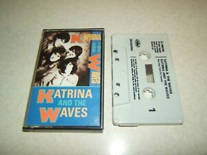 KATRINA AND THE WAVES : SELF TITLED    CASSETTE ALBUM 1985