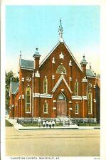 Maysville KY The Christian Church 1936