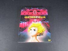 Osamu Tezuka's Metropolis DVD Anime Free Shipping Manga
