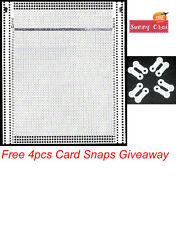 40 Stitch Blank Punchcard for Passap Knitting Machine