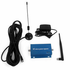 3G 850MHZ 62dB Cell Phone Signal Booster Amplifier Antenn With  F-connector Home