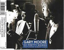 GARY MOORE ft ALBERT KING - Oh pretty woman CDM 3TR UK 1990 (VIRGIN)