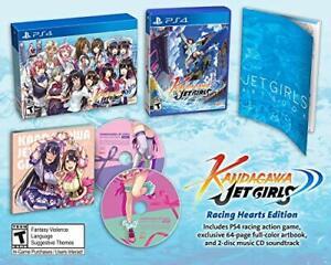 Kandagawa Jet Girls - Racing Hearts Edition (Day 1) - PlayStation 4