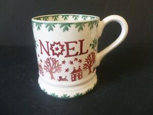 Emma Bridgewater * NOEL - Christmas * 1/2 Pint Mug * 2ND *