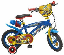 Kinderfahrrad Disney Mickey and the Roadster Racers 12 Zoll Mickey Mouse, Maus
