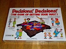 """""""Decision! Decisions! (the Game of Getting Your Way)"""" - Evermore/Invicta, 1983"""