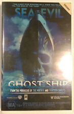Ghost Ship Horror VHS 2002 Sea Evil Original WB Village Roadshow Pictures Video