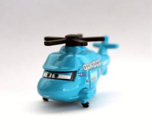 Disney Pixar Cars Mini Racers Metal Series 2021 Roto Turbosky Box #14 Free Ship
