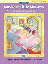Alfred Publishing Co. 038081181646 Music for Little Mozarts Music Discovery Book