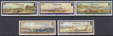 Guernsey 1985 Paintings by P J Naftel Set UM SG355-93 Cat £3.25