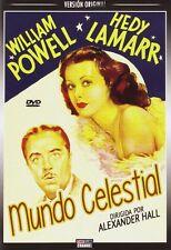 THE HEAVENLY BODY  (1944) **Dvd R2**  William Powell, Hedy Lamarr, James Craig