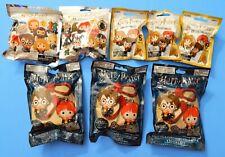 Harry Potter Blind Bag Lot 8 Sealed Packs Pencil Topper Backpack Clip Key Ring