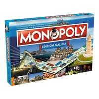 Monopoly Edición Galicia - Juego de Mesa - Versión en Español/Gallego