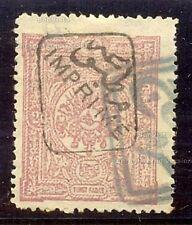 TURQUIA 1892 SCOTT  P26  USADO  20pa