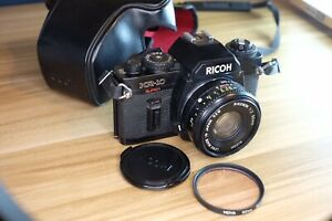 RICOH KR-10 Super Camera In Good Condition