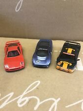 Scalextric Used Spares  Or Repairs Super Car Lot Jaguar, Ferrari And Lamborghini