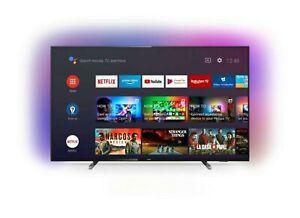 "Philips TV 139,7 cm (55"") 4K Ultra HD Smart TV Wi-Fi Nero"