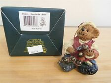 New ListingBoyds Bears & Friends - Jingles . Ring in the Cheer - Ornament # 25750