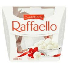 Raffaello Confetteria by Ferrero Rocher 6 x 150g, Christmas, Secret Santa, Gift