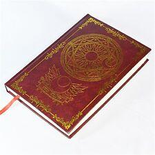 1pc carte de clow Mignon Motif Magic notebook ANIME CardCaptor Sakura collections