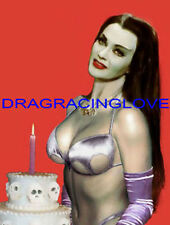 "Beautiful Actress Yvonne De Carlo ""The Munsters"" ""Lily"" 60s TV Show PHOTO! #(11)"