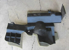 1986 Ford Thunderbird Turbo Coupe Lower Dash Panel Plastic Footwell Cover 85 86
