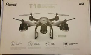 Potensic T18 GPS Drone 1080P