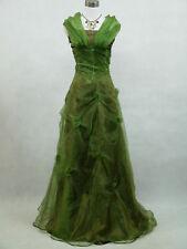Plus Size Satin Ballgowns for Women