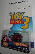 Hot Wheels 2010 Disney Pixar  LOTSO SPEED - TOY STORY 3