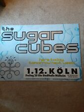 Bjork Sugarcubes 3 Concert Posters