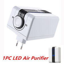 ABS Plastic Air Purifier Cleaner Smoke Ionic Ionizer Negative Fresh Office Room